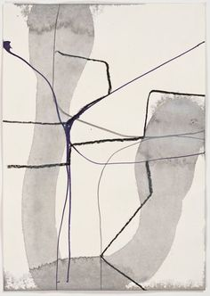 Thomas Müller Untitled. 2010, pencil, ink, chalk und acrylics on paper 29,7 x 21 cm