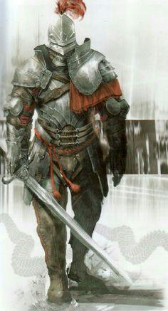 Stalk knight