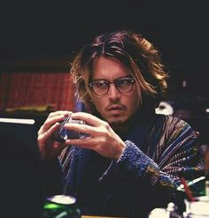 Johnny Depp as Mort Rainey in Secret Window