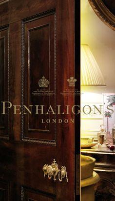 Penhaligon's ~ Princess Diana preferred Bluebell