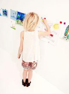 Zara Kids - April