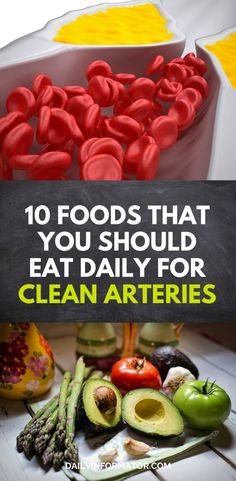 The arteries are blood vessels that transport oxygen-dense blood from the heart to all organs in the body. A healthy artery is strong, elastic, and flexible. Good Health Tips, Health And Fitness Tips, Health Advice, Health Care, Clean Arteries, Clogged Arteries, Natural Health Remedies, Holistic Remedies, Heart Healthy Recipes