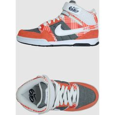 the latest 72771 a6ea2 NEW YEAR Clearance, NIKE 6.0 High-top sneakers - Item 44362980 found on  Polyvore