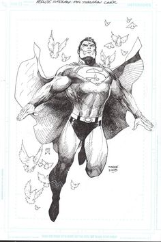 Superman, Jim Lee.