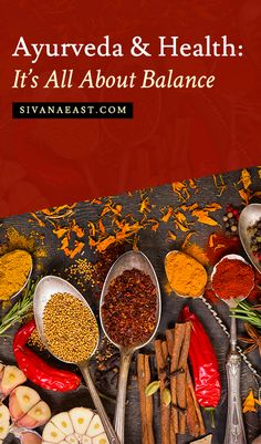 Ayurveda And Health Its All About Balance