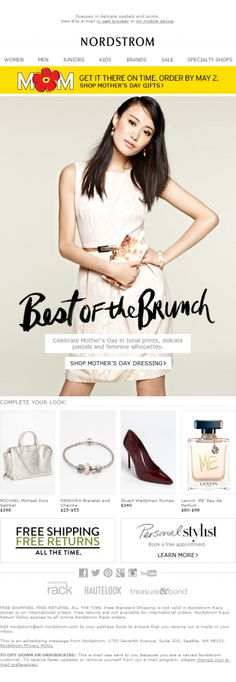 Look Your Best for Mother's Day   Email Institute