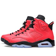 Men Size 384664-623 Air Jordan 6 Retro Toro Infrared 23/Black-Infrared 23   $125   http://www.alljordanshoes2013.com/men-size-384664-623-air-jordan-6-retro-toro-infrared-23-black-infrared-23-704.html