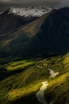 New Zealand Hill side | Flickr - Photo Sharing!