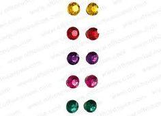 mini diamantjes als magneetjes