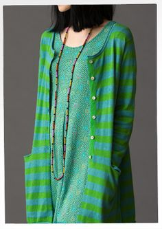 Patterned tunic in micromodal – Size XXL – GUDRUN SJÖDÉN – Webshop, mail order and boutiques   Colourful clothes and home textiles in natural materials.