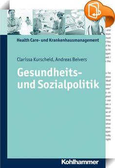 Gesundheits- und Sozialpolitik    ::  Die Gesundheitspolitik hat sich in den letzten zwanzig Jahren als ein wichtiger Bestandteil der wirtschaftspolitischen Debatte etabliert. Nichtsdestotrotz lässt sich der generelle Paradigmenwechsel der deutschen Sozialpolitik, der sich u.a. im Rückzug des Solidarprinzips in unserer Gesellschaft ausdrückt, auch im Gesundheitswesen beobachten. Dies führt zu Zielkonflikten und Problemfeldern in den einzelnen Bereichen der Leistungserbringung, Finanzie...