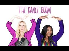 PodcastOne - YouTube Dance Rooms, Heather Morris, Cory Monteith, Learn To Dance, Next Video, Glee, Family Guy, Learning, Youtube