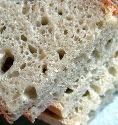 Il pane senza impast