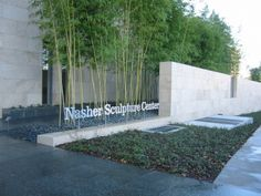 2 × 4: Project: Nasher Sculpture Center