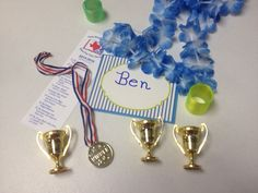 Prizes for the Bluebonnet readers at Silverton Library. Great job!