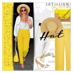 """""""Get the Look: Hat Edition"""" by meyli-meyli ❤ liked on Polyvore featuring MANGO, River Island, Umberto, Call it SPRING, Rebecca Minkoff, GetTheLook and hats"""