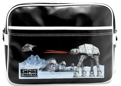 "Star Wars - ""AT-AT"" Messenger Bag  Manufacturer: Abyss Corp Enarxis Code: 017159 #toys #bag #Star_Wars #AT-AT"