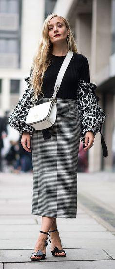 Kate Foley, London Fashion Week, Spring 2017.