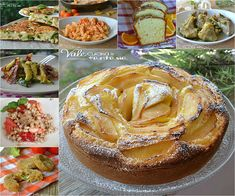 Raccolta di ricette leggere dall'antipasto al dolce