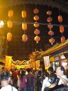 Beijing Night Market- best shopping ever!