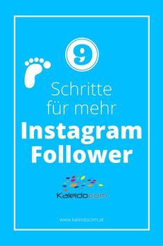 So gewinnst Du mehr Follower auf Instagram.