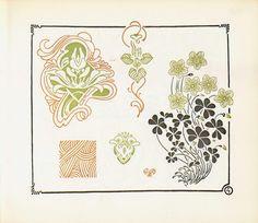 Sandie Goble's Printable Heaven Blog: Art Nouveau & Alphonse Mucha