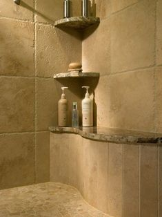 Walk-in Shower Design, Pictures, Remodel, Decor and Ideas - page 58 by kelseyinfo