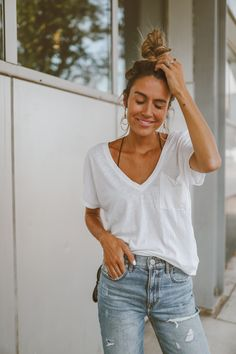 tips casual outfit Hipster Outfits, Mode Outfits, Trendy Outfits, Fashion Outfits, Womens Fashion, Fashion Tips, Fashion Trends, Ladies Fashion, Fashion Ideas