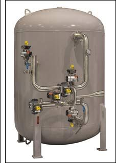 In-plant industrial deionizers are used to remove unwanted minerals from feed water for a variety of industrial applications.