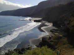 Playa de Los Patos, La Orotava