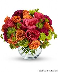 Bouquet of the Day !!!!!!!!! ✿‿✿ Visit www.aceflowershouston.com ✿‿✿