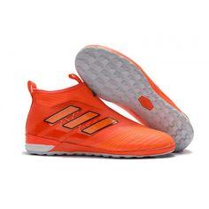 online store 85a99 d8841 Adidas ACE Tango Purecontrol IN Fotbollskor Orange