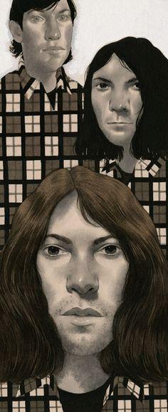 Uncle Tupelo l St. Louis Magazine - Edward Kinsella