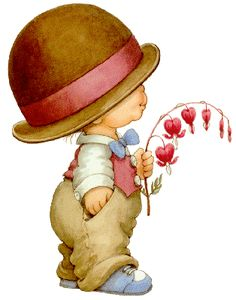 Printable - Hat and Cap - Ruth Morehead Illustration Mignonne, Boy Illustration, Holly Hobbie, Jolie Photo, Digi Stamps, Precious Moments, Vintage Children, Cute Art, Little Boys
