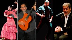 Flamenco in Concert @ Historic Hoover Theater (San Jose, CA)