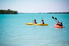 Go kayaking. Done in Coco Cay, Bahamas! 9/2009