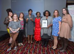 Ward 22 were highly commended in the team of the year award. Milton Keynes, General Hospital, 20 Years, Trust, Awards