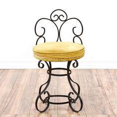Bohemian Round Rattan Cushion Footstool   Rattan