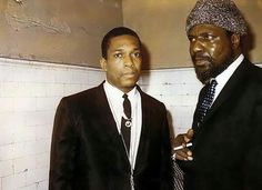 Coltrane and Monk