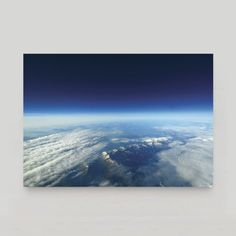 Panoramic Stratosphere Canvas