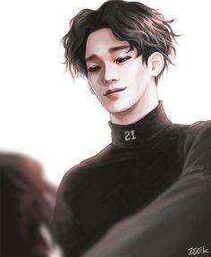 Chen fanart