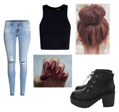 """""""Untitled #4"""" by soupfinnerud on Polyvore"""