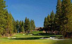 Old Greenwood Golf Club Truckee, California