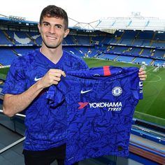 CHELSEA F.C 2018/19 WINTER SIGNINGS CHRISTIAN PULISIC