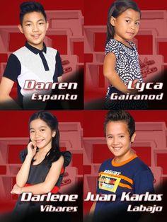 Sino kina Lyca, Darren, Juan Karlos and Darlene ang karapat dapat manalo?  Watch The Final Showdown on July 26, 6:45PM  and July 27, 7:30PM (MNL) sa TFC.tv! http://tfc.tv/Live/Details/59799
