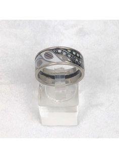 Freywille Designer Ring Hommage à Gustav Klimt Nixe versilbert Gustav Klimt, Ring Designs, Designer, Rings, Accessories, Enamel, Schmuck, Ring, Jewelry Rings