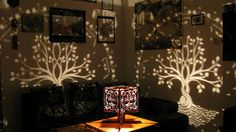 Shadow box lamps - on my to do list - Project Inspiration - Glowforge Owners Forum