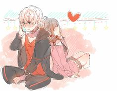 Image result for 707 and saeran