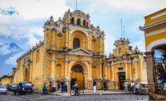 Antigua Guatemala. Iglesia del hospital del San Pedro. In: La Prensa, Honduras. 2/IX/2014.