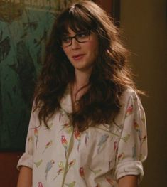 """I've been a big fan of Zooey long before she was a """"New Girl"""" :)"""